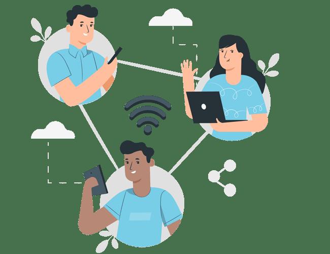 Wlan-Netzwerke in Unternehmen